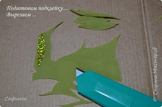 Приветик Всем, мои дорогие ...И снова с Вами, я Ольга Сыротюк...Решила создать продолжение Мк по гербере... Итак, по просьбам моих читательниц, сегодня мы с Вами будем делать стебель с листвой для герберы... В данном Мк вы узнаете... 1.Один из способов ..формирования  стебля.... 2.Научитесь Правильно обрабатывать листья.... 3.Тонировать... 4.Узнаете подробности сборки стебля с листвой герберы... 5.Выкройки шаблонов листа и подклейки прилагаются... И так, вдохновились? Есть желание по творить? Предлагаю присоединится.....  фото 9