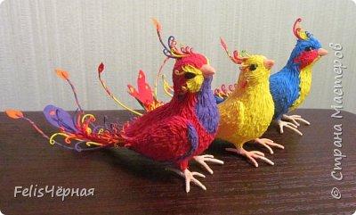 327304_3pti Как сделать птичку из бумаги своим руками: варианты поделок, схемы и необходимый материал