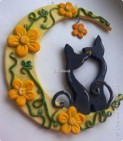 Луна, луна... цветы, цветы...