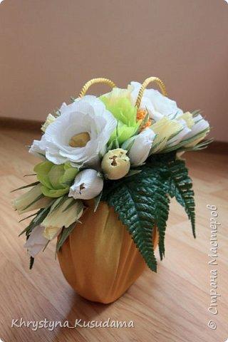творческий експеримент - сумка, цветовая гамма, хризантемы и шарики фото 7