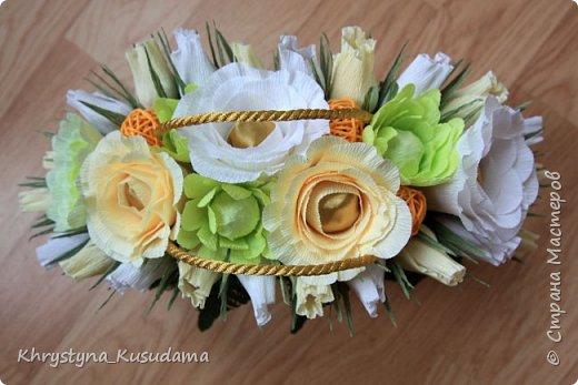 творческий експеримент - сумка, цветовая гамма, хризантемы и шарики фото 3