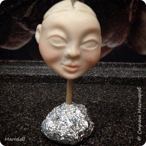 Куклы Мастер-класс Лепка Шитьё Кукла в смешанной технике Пластика Проволока фото 1