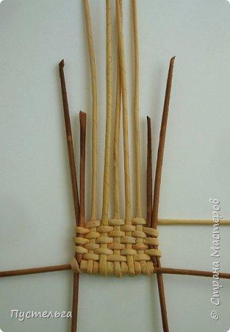 Кукольная жизнь Плетение Кресло-качалка Трубочки бумажные фото 3