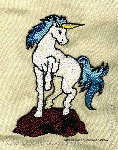 бисерные вышивки-Авторские