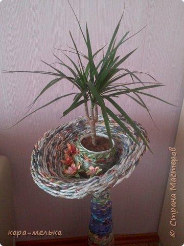 Подставка для цветка . фото 1