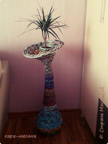 Подставка для цветка . фото 2