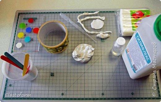 Используемые материалы-силикон формовочный для мягких форм Силифлекс 20,восковой пластилин, красители для силикона. Форма молд, которую мы сделаем в данном видео, может быть использована вами для любых материалов-мастика, гипс,свечи, мыло ручной работы, литье жидких пластиковю Вы научитесь просто и правильно делать силиконовую форму,в которой есть одна плоская часть и сложный рельеф с поднутрениями с лицевой стороны  фото 3