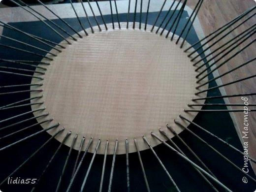 Мастер-класс Поделка изделие Плетение котошар и мк по подставке Трубочки бумажные фото 12