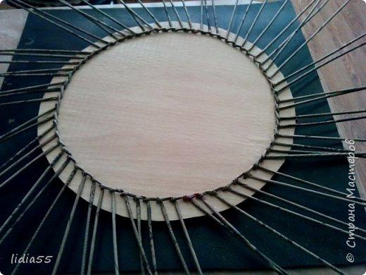 Мастер-класс Поделка изделие Плетение котошар и мк по подставке Трубочки бумажные фото 13