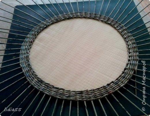 Мастер-класс Поделка изделие Плетение котошар и мк по подставке Трубочки бумажные фото 14