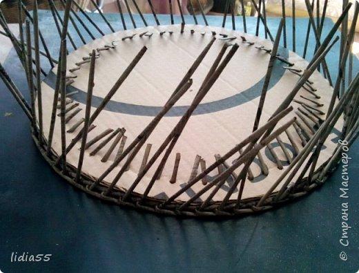 Мастер-класс Поделка изделие Плетение котошар и мк по подставке Трубочки бумажные фото 15