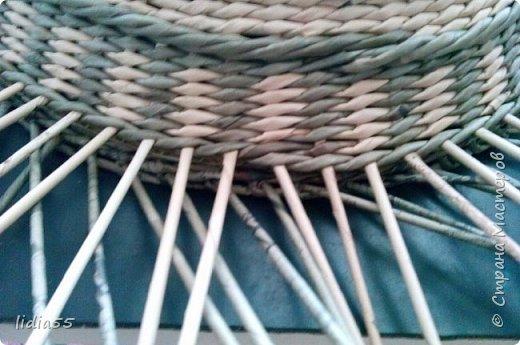 Мастер-класс Поделка изделие Плетение котошар и мк по подставке Трубочки бумажные фото 19