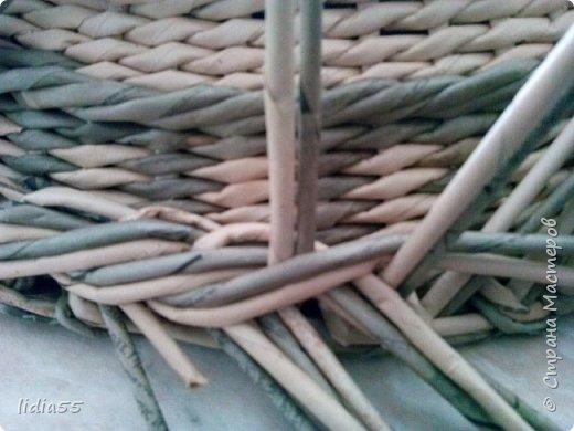 Мастер-класс Поделка изделие Плетение котошар и мк по подставке Трубочки бумажные фото 22
