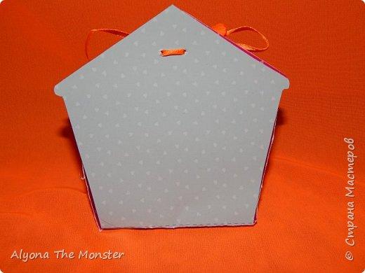 Всем привет! На этот раз я покажу и расскажу вам о жилище Дастина - кролика Твайлы. Так домик выглядит спереди... фото 2