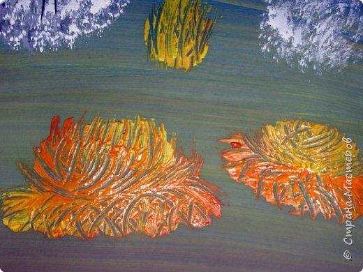 Картина панно рисунок Мастер-класс Рисование и живопись Одуванчики гуашью Ч 1 Бумага Гуашь фото 14