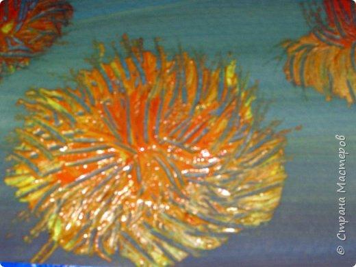 Картина панно рисунок Мастер-класс Рисование и живопись Одуванчики гуашью Ч 1 Бумага Гуашь фото 16