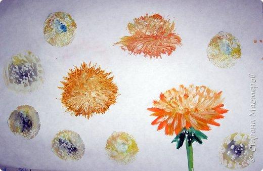 Картина панно рисунок Мастер-класс Рисование и живопись Одуванчики гуашью Ч 1 Бумага Гуашь фото 34