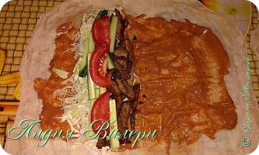 Кулинария Мастер-класс Рецепт кулинарный Домашняя шаурма + МК Продукты пищевые фото 10
