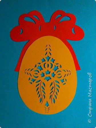 Новый год - самый яркий из всех праздников в году. А вот новогодние вытынанки делают из бумаги одного цвета, обычно белого, иногда добавляя фон другого цвета. Но мне захотелось сделать их яркими, новогодними. За основу взял обычные вытынанки из интернета. Новогодние вытынанки. фото 34