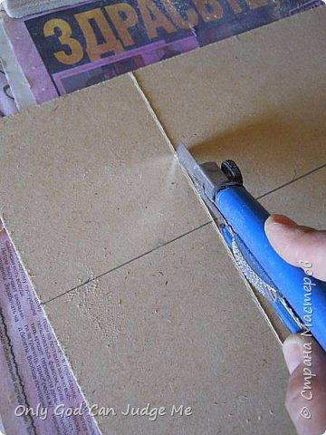 Мастер-класс Поделка изделие Моделирование конструирование Ларец из прошлого Гипс Дерево Клей Краска фото 8