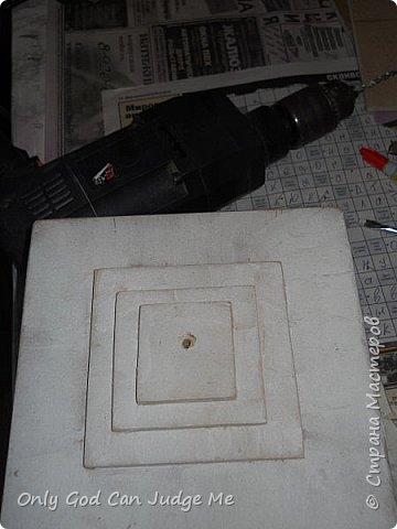 Мастер-класс Поделка изделие Моделирование конструирование Ларец из прошлого Гипс Дерево Клей Краска фото 22