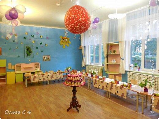 Оформление потолка в коридоре детского сада фото 11