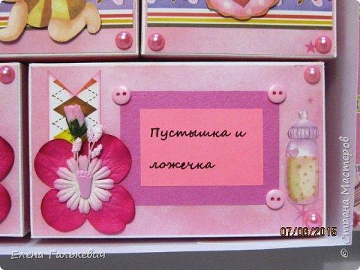 Большие по размеру мамины сокровища для девочки+сокровища для мальчика с использованием новых штампиков фото 11