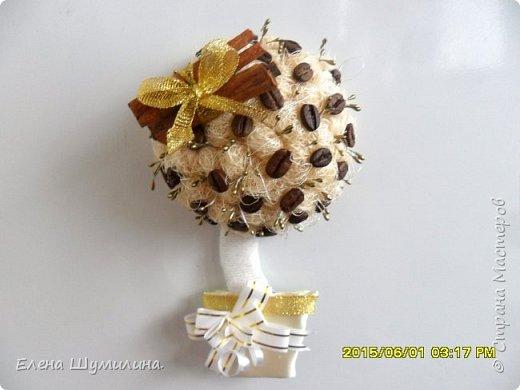 Топиарий-дерево счастья!Магнитики фото 5