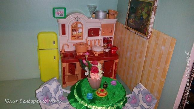 Здравствуйте)))) Сегодня хочу поделиться с вами идеей, как сделать холодильник для кукол. фото 15