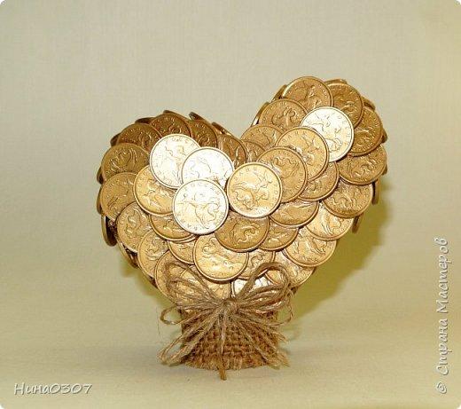 Снова здравствуйте жители СМ и гости)) Выставляю поделки их монет, сделанные на скорую руку...