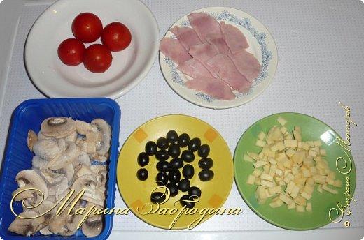 Кулинария Мастер-класс Рецепт кулинарный Тесто для пиццы Продукты пищевые Тесто для выпечки фото 12