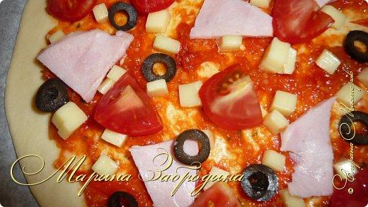 Кулинария Мастер-класс Рецепт кулинарный Тесто для пиццы Продукты пищевые Тесто для выпечки фото 20