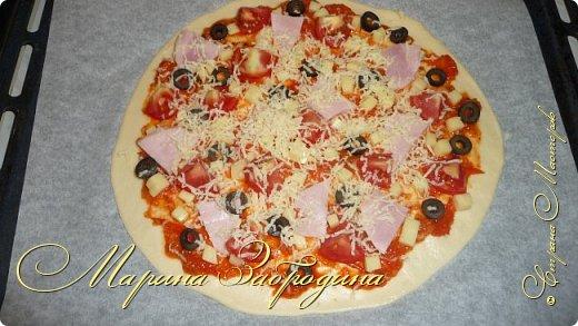 Кулинария Мастер-класс Рецепт кулинарный Тесто для пиццы Продукты пищевые Тесто для выпечки фото 21