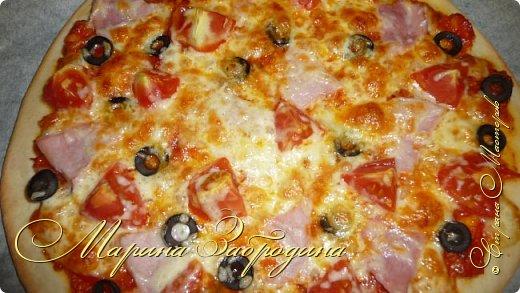 Кулинария Мастер-класс Рецепт кулинарный Тесто для пиццы Продукты пищевые Тесто для выпечки фото 23
