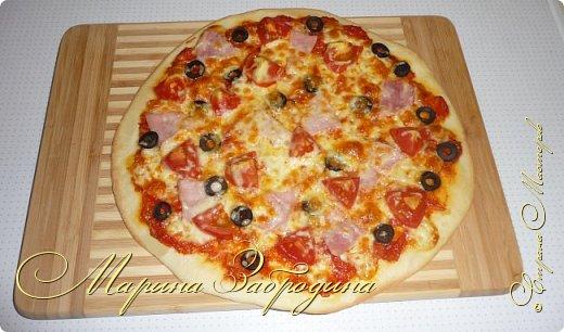 Кулинария Мастер-класс Рецепт кулинарный Тесто для пиццы Продукты пищевые Тесто для выпечки фото 24