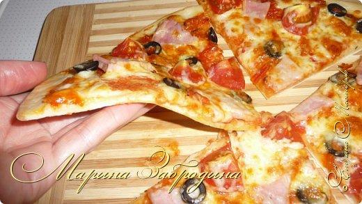 Кулинария Мастер-класс Рецепт кулинарный Тесто для пиццы Продукты пищевые Тесто для выпечки фото 27