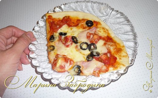 Кулинария Мастер-класс Рецепт кулинарный Тесто для пиццы Продукты пищевые Тесто для выпечки фото 26