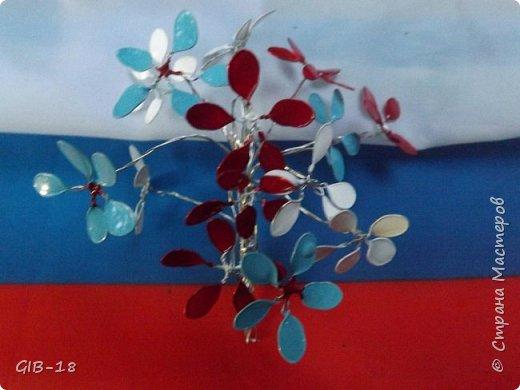 Цветы моей России
