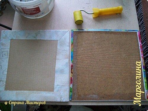 Мастер-класс Поделка изделие Декупаж Плетение Короб Лето От А до Я-2 часть Бумага Трубочки бумажные фото 1
