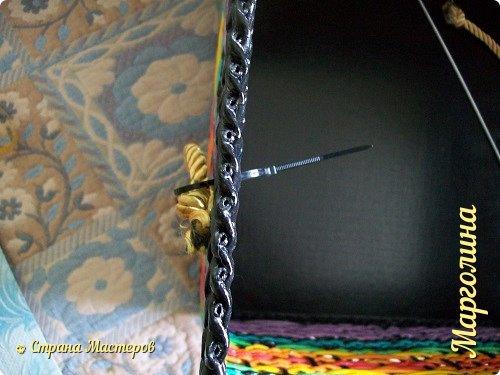 Мастер-класс Поделка изделие Декупаж Плетение Короб Лето От А до Я-2 часть Бумага Трубочки бумажные фото 27