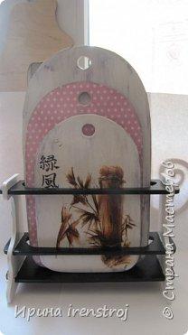 Разделочные доски в японском стиле