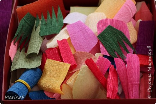 Мастер-класс Материалы и инструменты Плетение Окраска бумажных трубочек Бумага гофрированная Трубочки бумажные фото 3