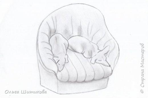 Из числа древних рисунков фото 12
