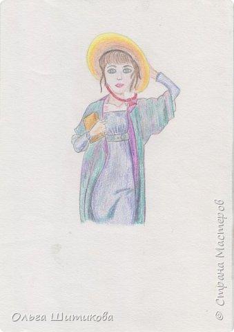 Из числа древних рисунков фото 2