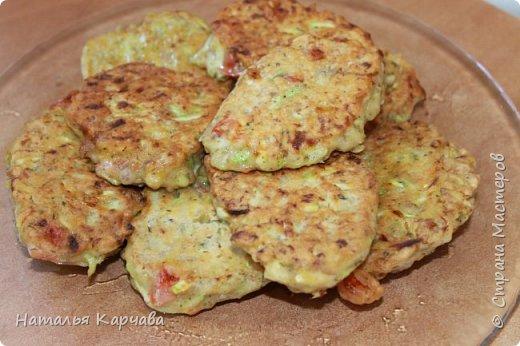 Кулинария Мастер-класс Рецепт кулинарный Растрёпки с кабачками и помидорами Продукты пищевые фото 1