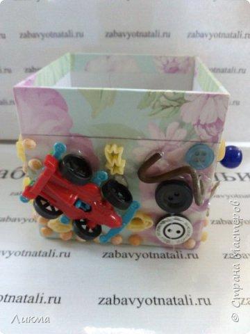 Коробочка для малыша фото 5