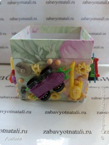 Коробочка для малыша фото 6