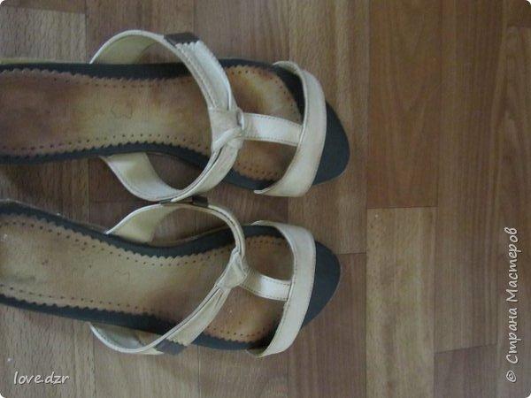 Новая жизнь старой обуви.