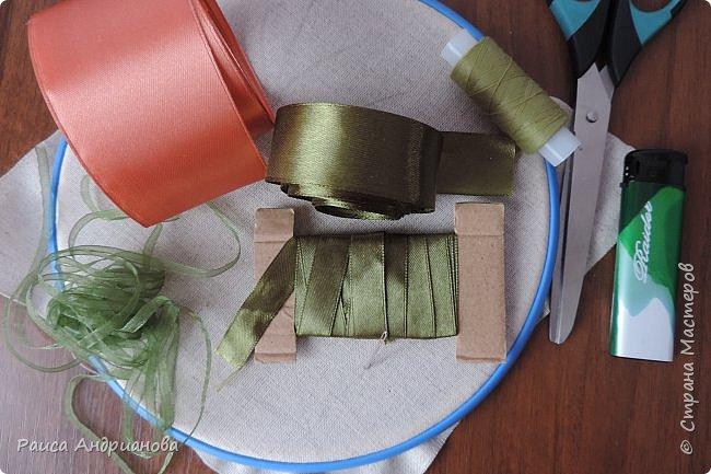 Гардероб Мастер-класс Вышивка Шитьё Летняя сумочка из льна Ленты Ткань фото 3