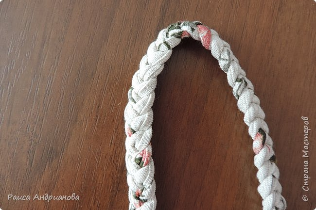 Гардероб Мастер-класс Вышивка Шитьё Летняя сумочка из льна Ленты Ткань фото 11